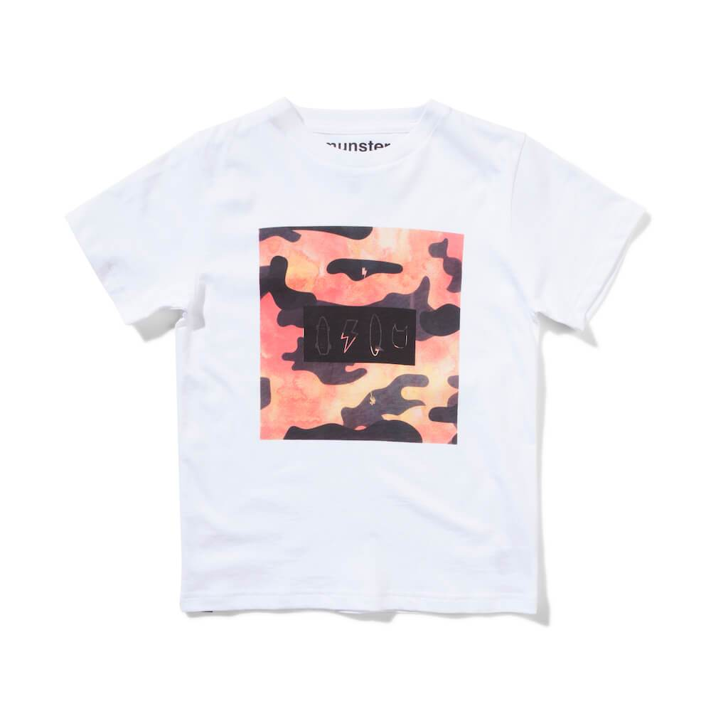 Icon Camo T-Shirt White
