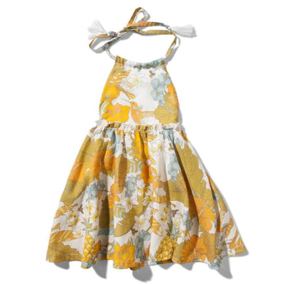 Missie Munster Keika Dress| Tiny People