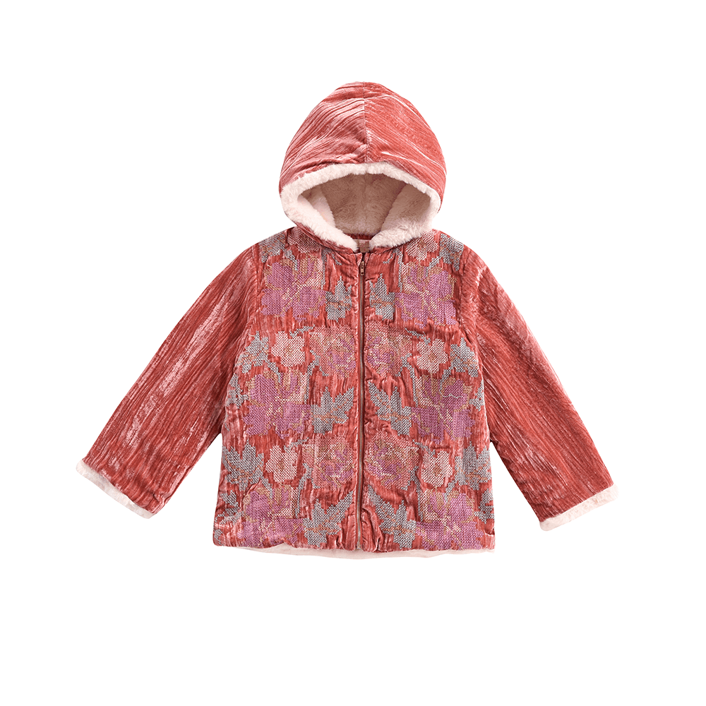 Louise Misha Nila Jacket Rusty Girls Jackets & Vests - Tiny People Cool Kids Clothes