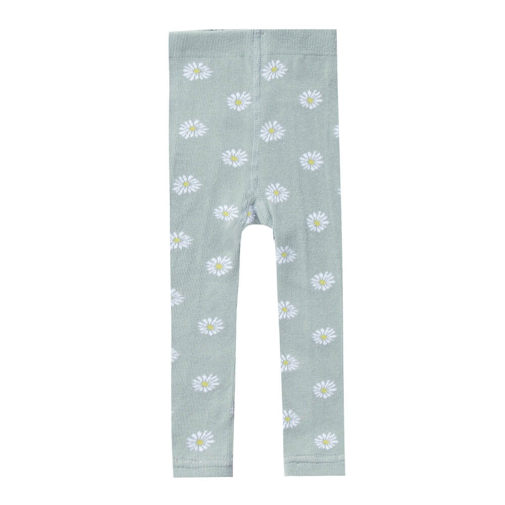 Rylee & Cru Daisy Knit Leggings | Tiny People