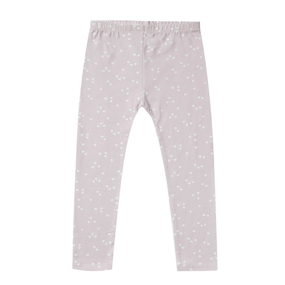 Rylee & Cru Flower Leggings Lilac | Tiny People