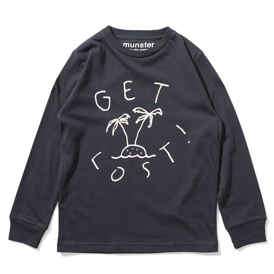 Munster Kids Lost Tee - Tiny People Cool Kids Clothes Byron Bay
