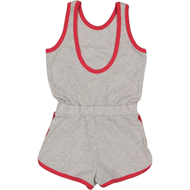 Overall Basket Jersey Fabulous Marled Grey