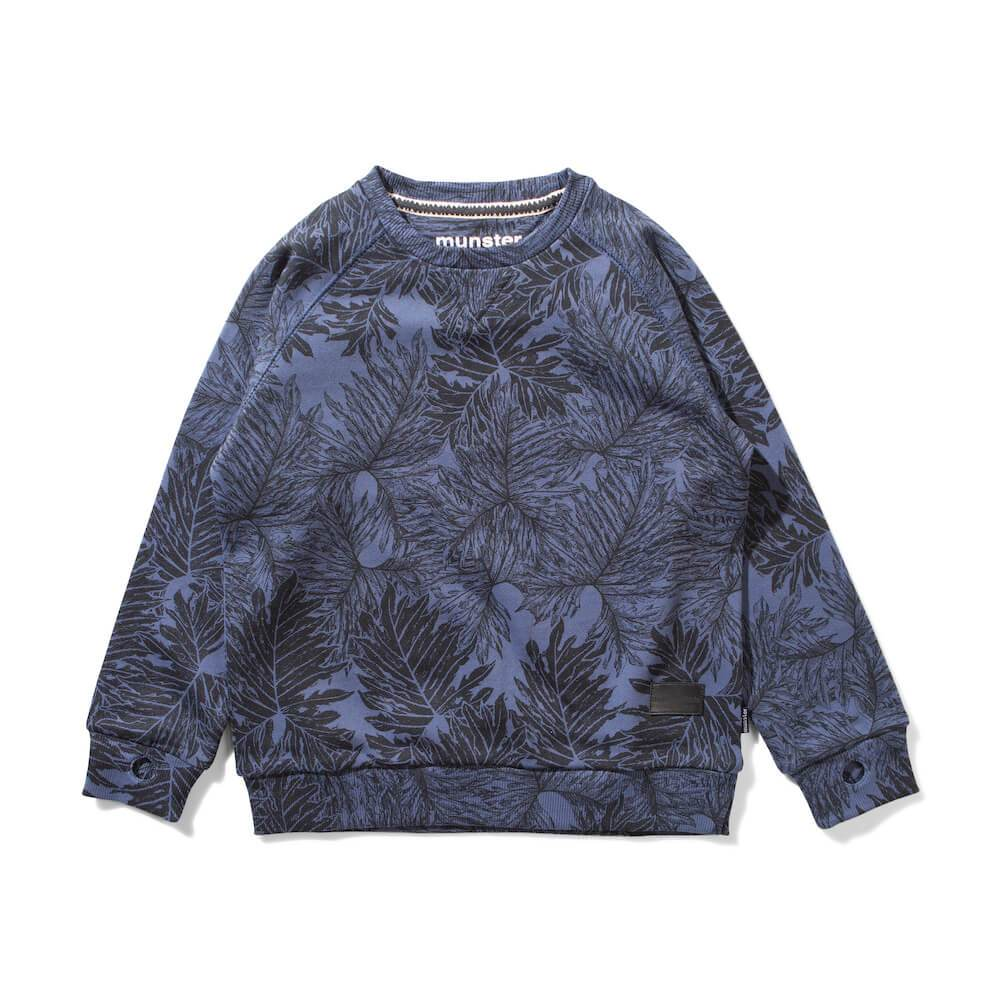 Plantlife Jumper Palm Blue