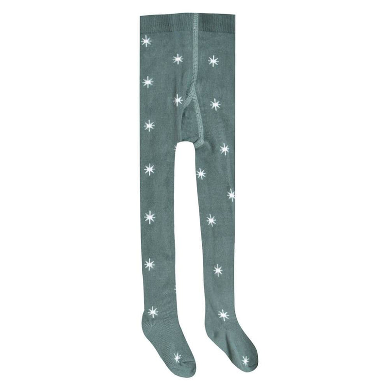 Printed Tights Northern Star