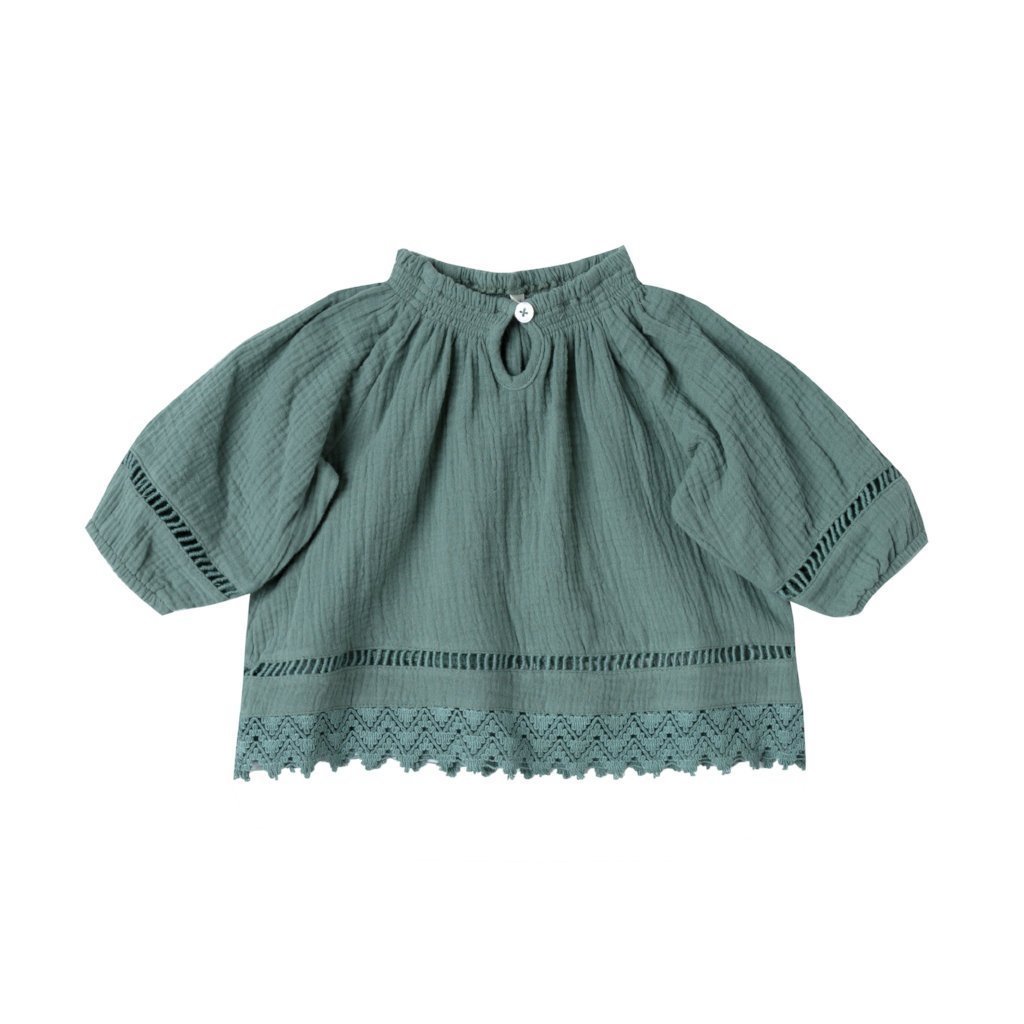 Quincy Blouse Rainforest