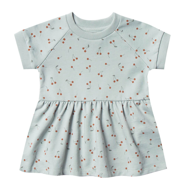 Rylee & Cru Cherries Raglan Dress | Tiny People