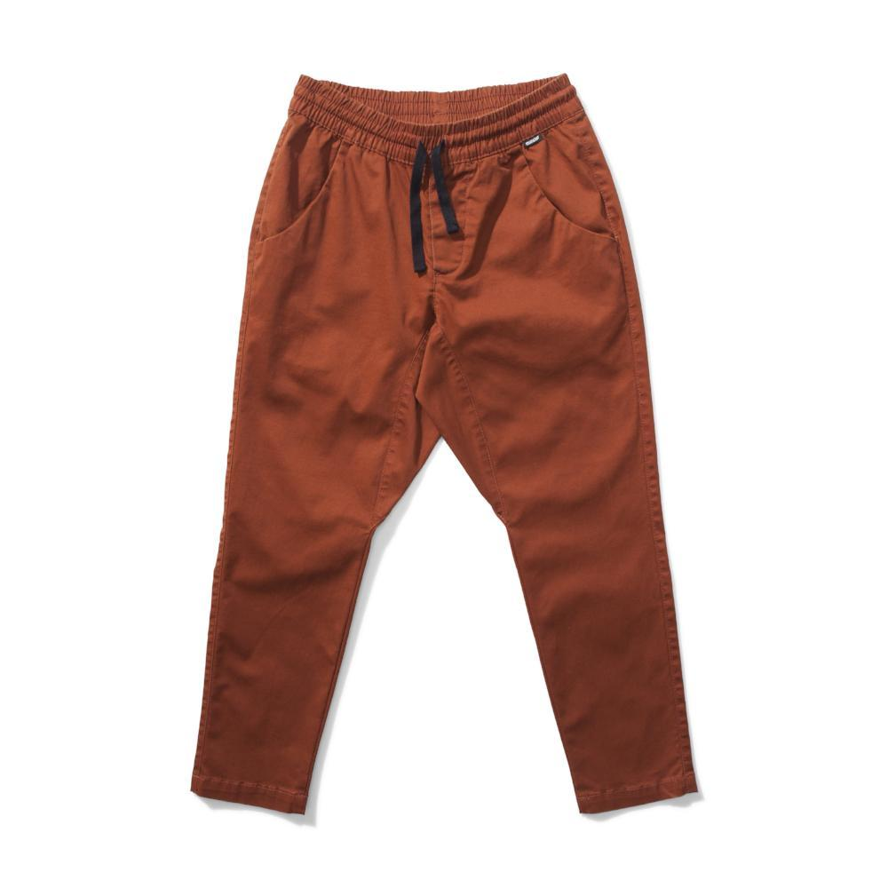 Ranch Twill Pant Rust