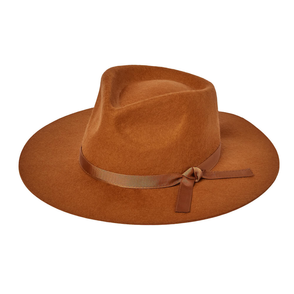 Rylee & Cru Rancher Hat Cinnamon | Tiny People