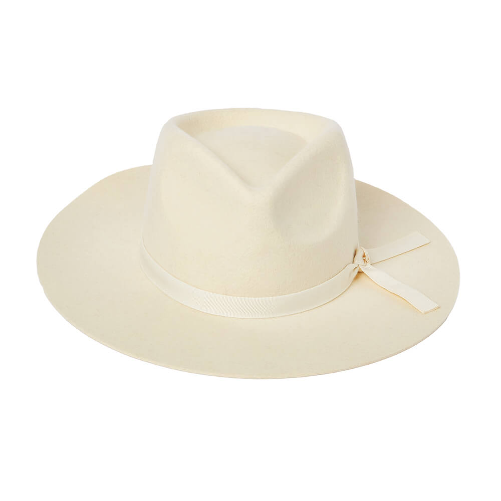 Rylee & Cru Rancher Hat Ivory | Tiny People