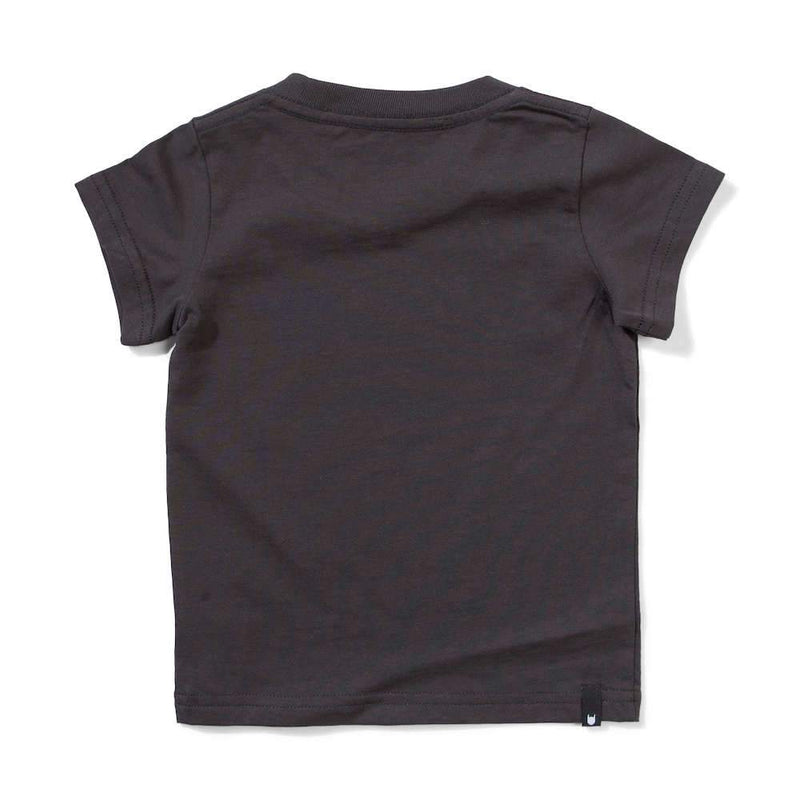Ripples T-Shirt Soft Black