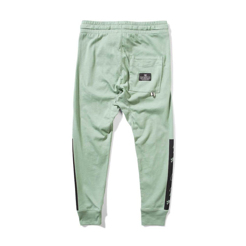 Munster Kids Roll It Pant Shale Green Pants & Leggings - Tiny People Cool Kids Clothes