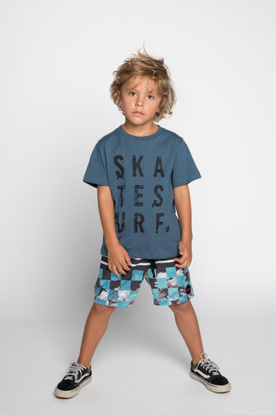 Cool boys Munster SKATESURF Tee