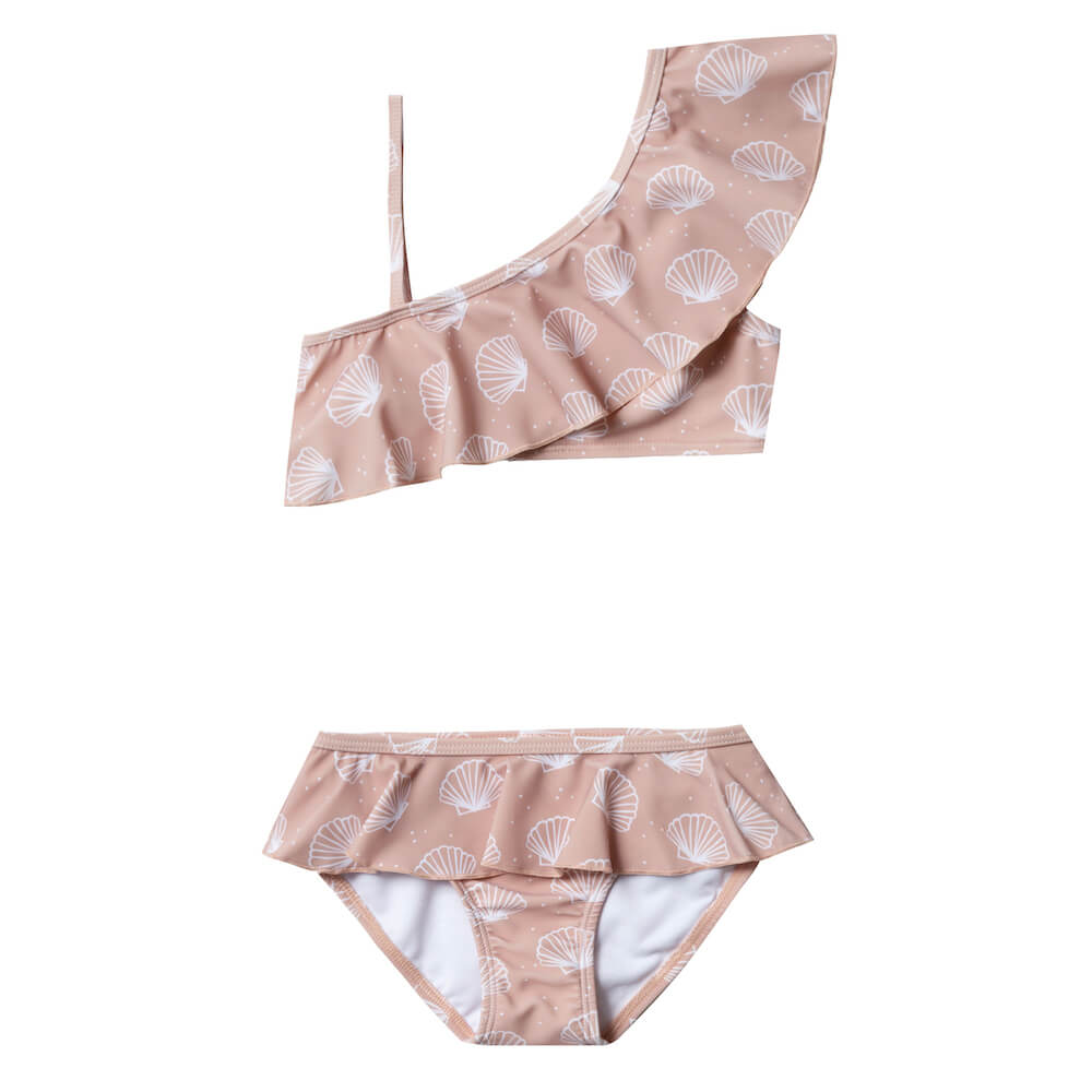 Rylee and Cru Seashells Skirted Bikini | Tiny People