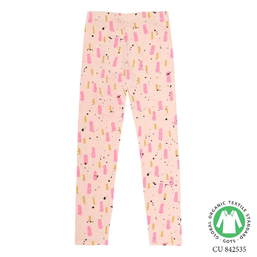 Soft Gallery Paula Leggings Peach Parfait - Tiny People Cool Kids Clothes Byron Bay