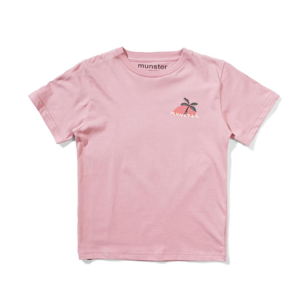 Storm Rider T-Shirt Dusty Pink