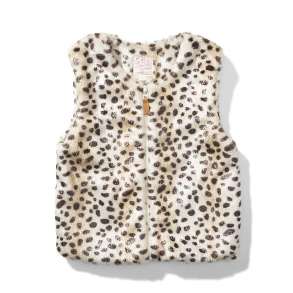 Surfari Vest Cheetah