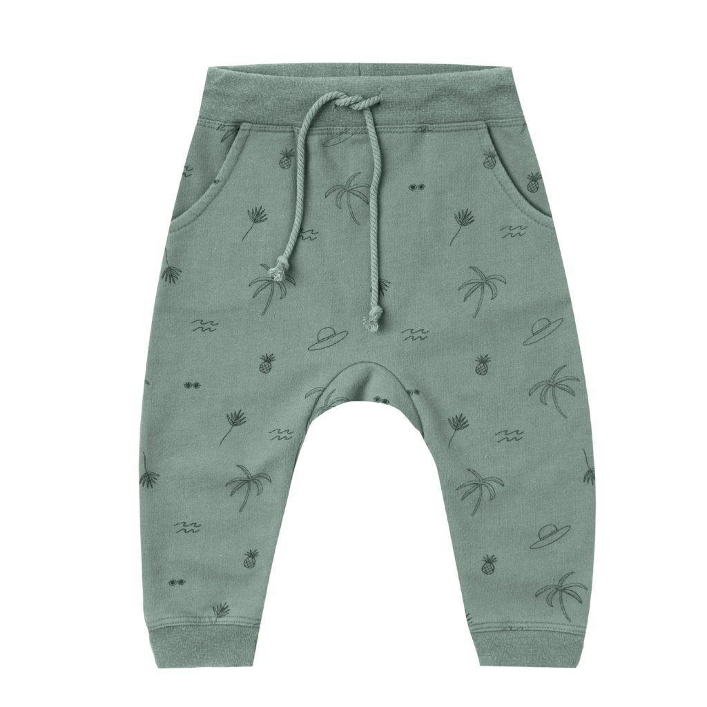 Beach Sweatpant Rainforest