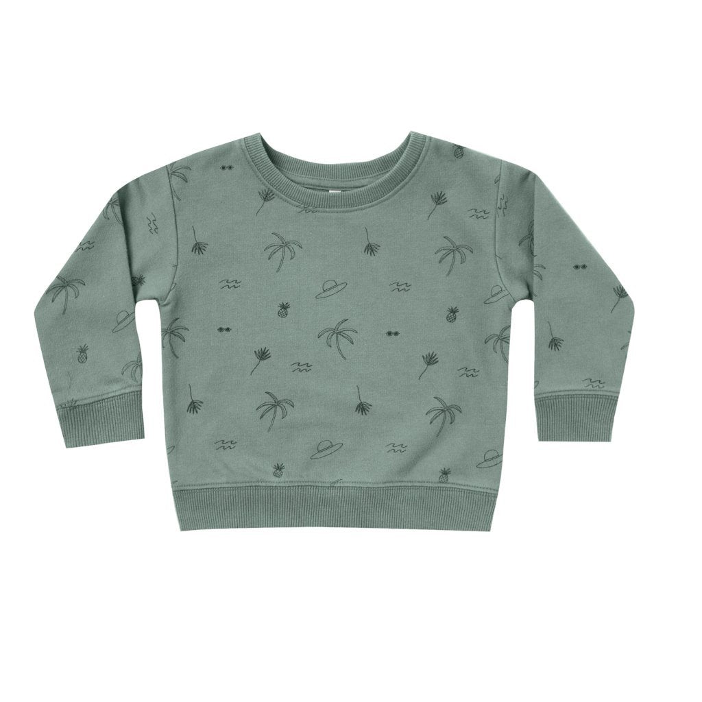 Beach Sweatshirt Rainforest