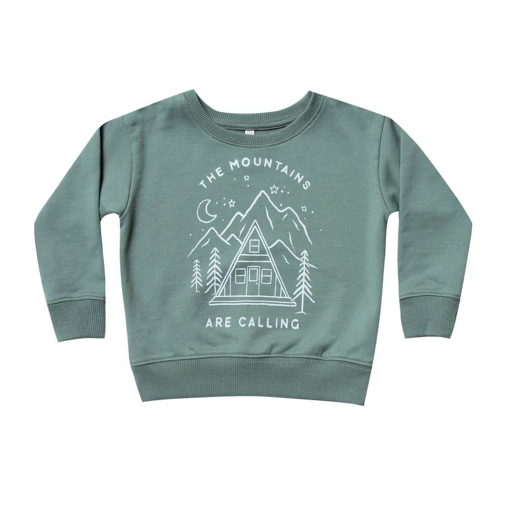 Mountains are Calling Sweater