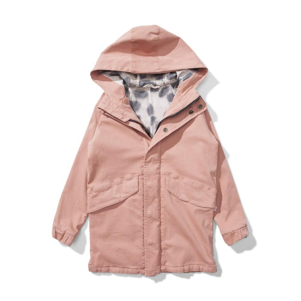 Tracks Jacket Washed Pink