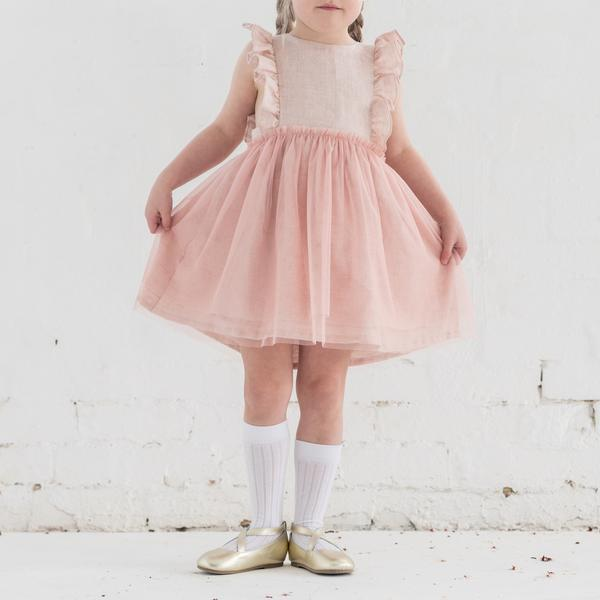 Arabella Dress - Blush