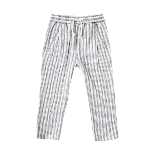 Rylee & Cru Willie Stripe Trousers - Tiny People Cool Kids Clothes Byron Bay