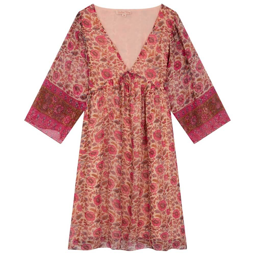 Louise Misha Women's Otti Dress Vintage Flowers | Tiny People