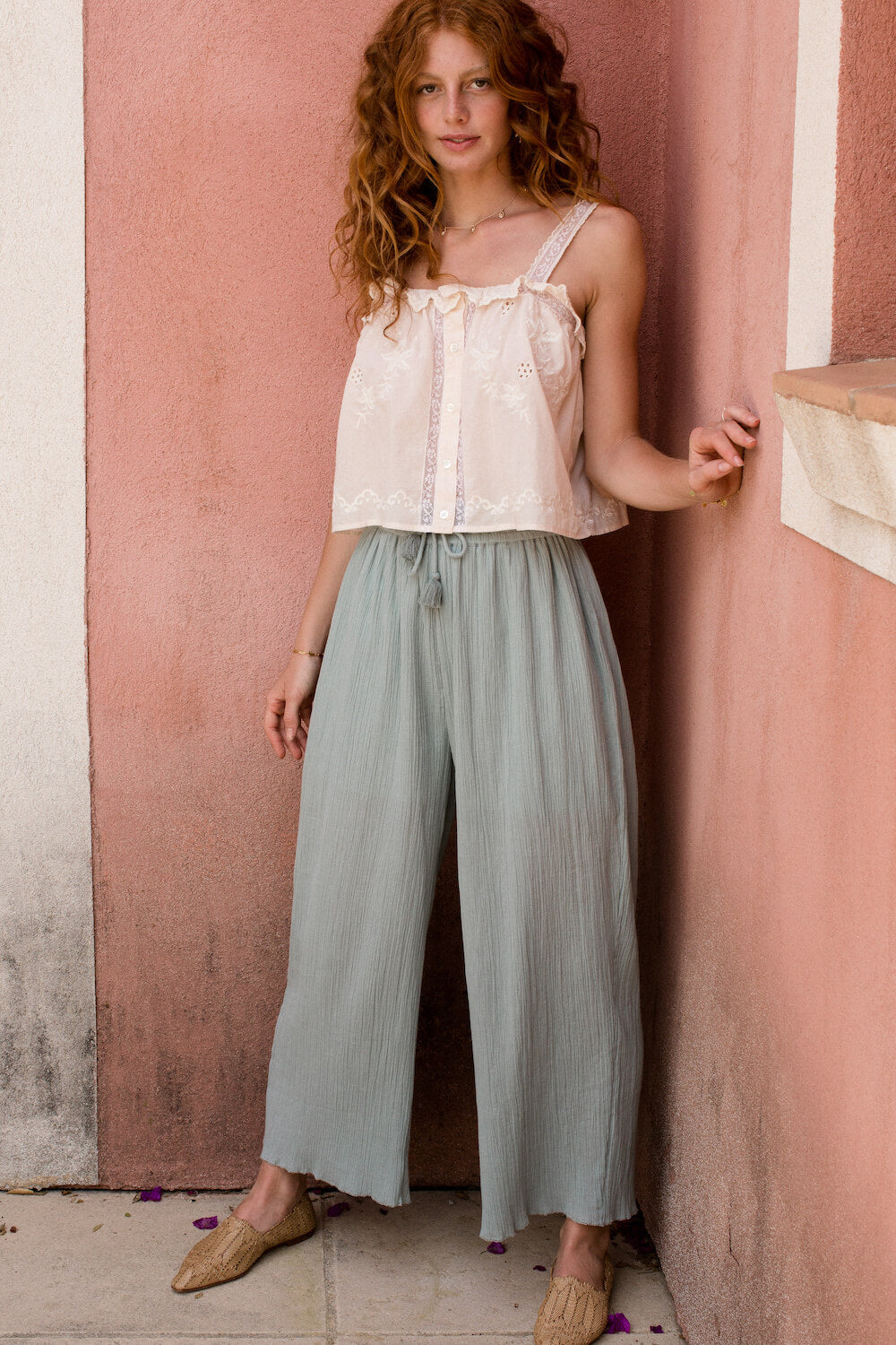 Women's Anchita Pants Cloud