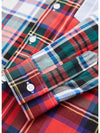 il Gufo Check Cotton Flannel Shirt Shirts - Tiny People Cool Kids Clothes