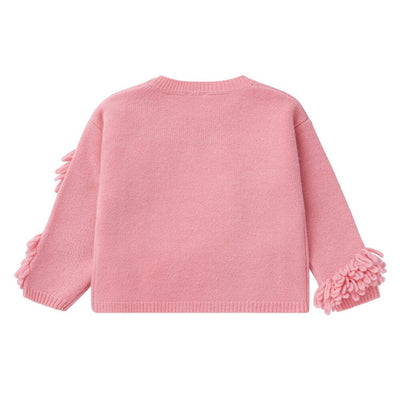 il Gufo Fur Stitch Sweater Jumper - Tiny People Cool Kids Clothes
