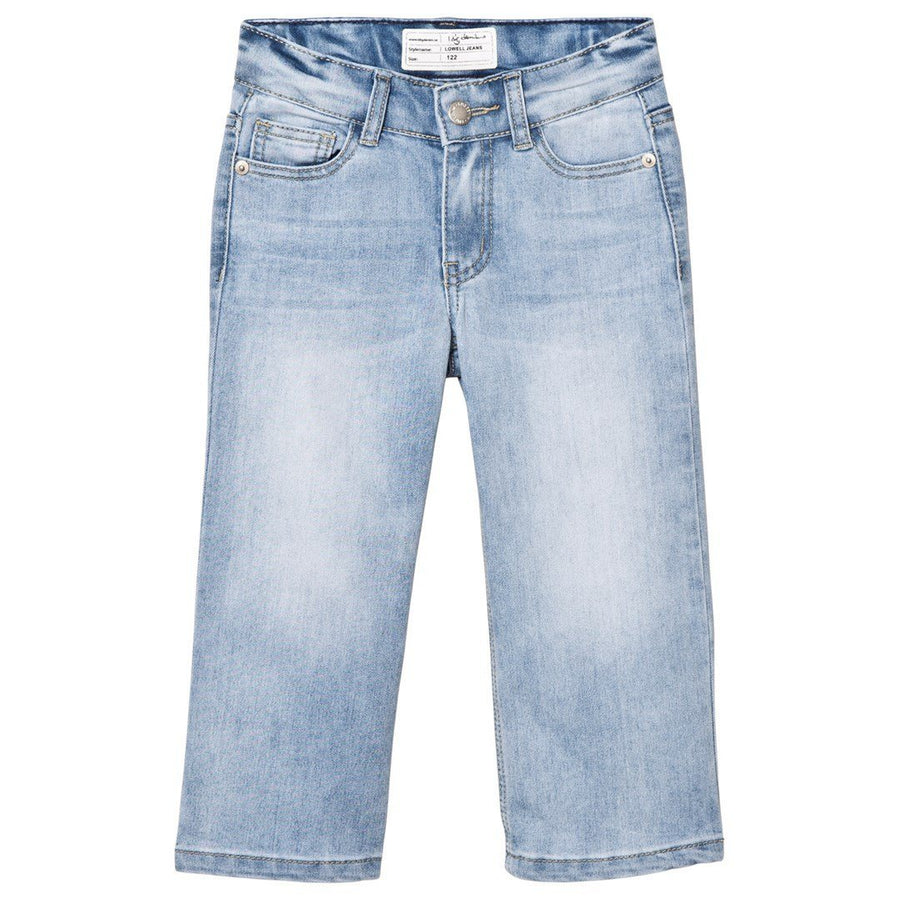I Dig Denim Lowell Culottes Light Blue - Tiny People Cool Kids Clothes Byron Bay