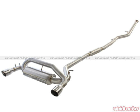 AFE Mach Force XP Cat-Back Exhaust 335i F30
