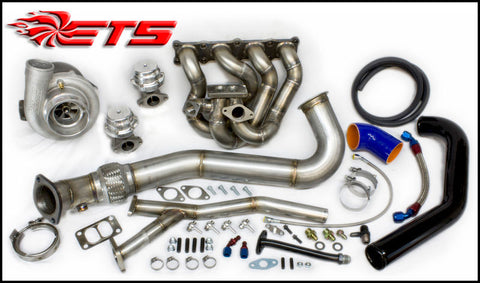 ETS Evo X T4 Twin Scroll Turbo Kit