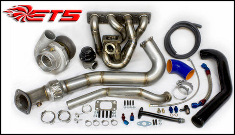 ETS Evo X  T3 Turbo Kit