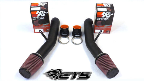 ETS GTR (R35) Twin Turbo Air Intake Kit