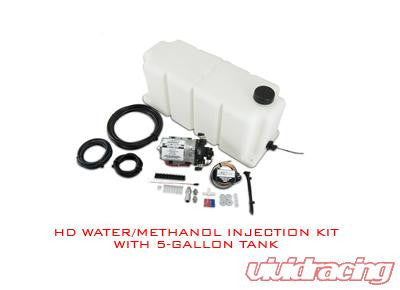 AEM HD Water-Methanol Injection Kit w/ 5 Gallon Tank