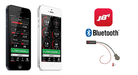 JB4 Bluetooth Connect Kit (Rev. 3)