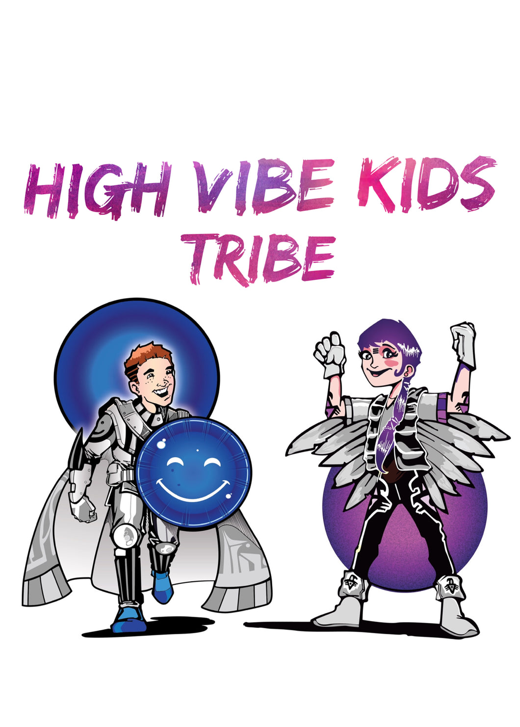 High Vibe Kids Tribe
