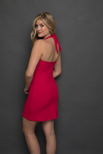 Load image into Gallery viewer, Siren Halter Resort Dress
