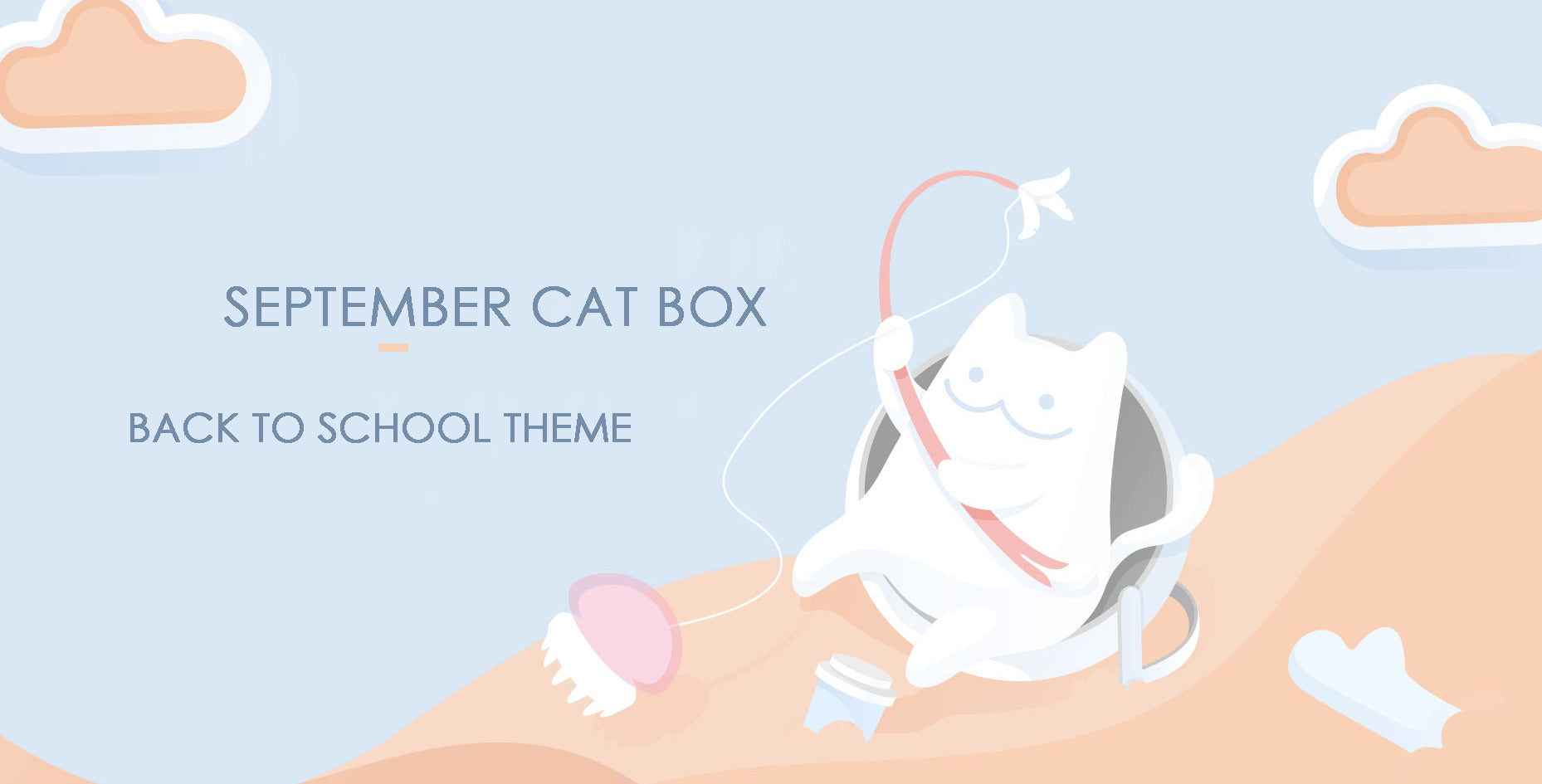 cat box sept