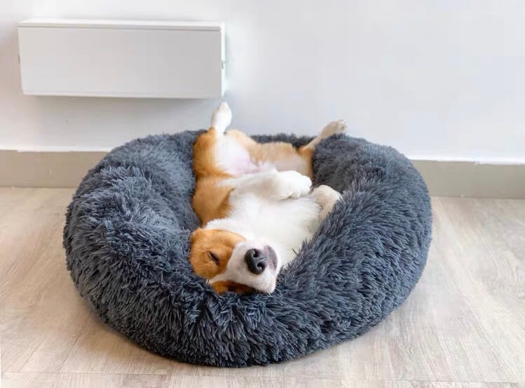 calming dog bed soothing bed