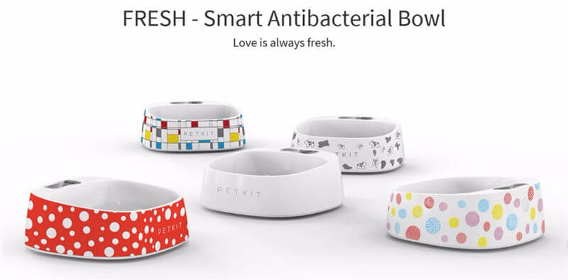 Petkit smart pet food bowl