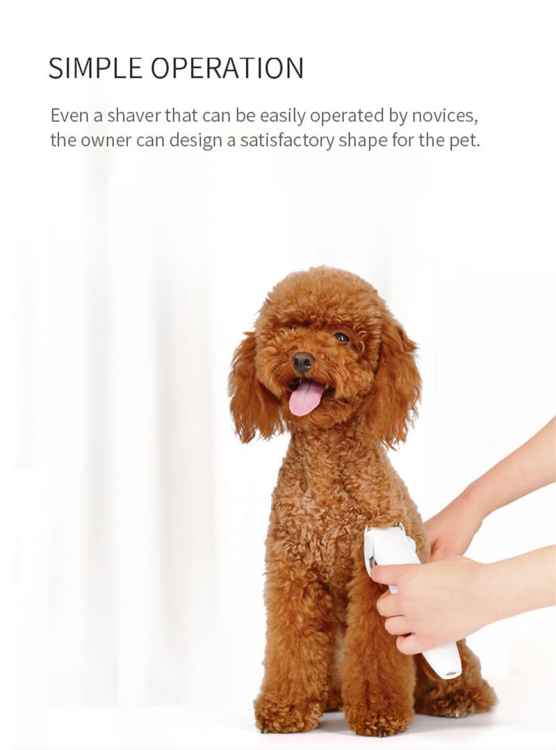 pawppy pet shaver