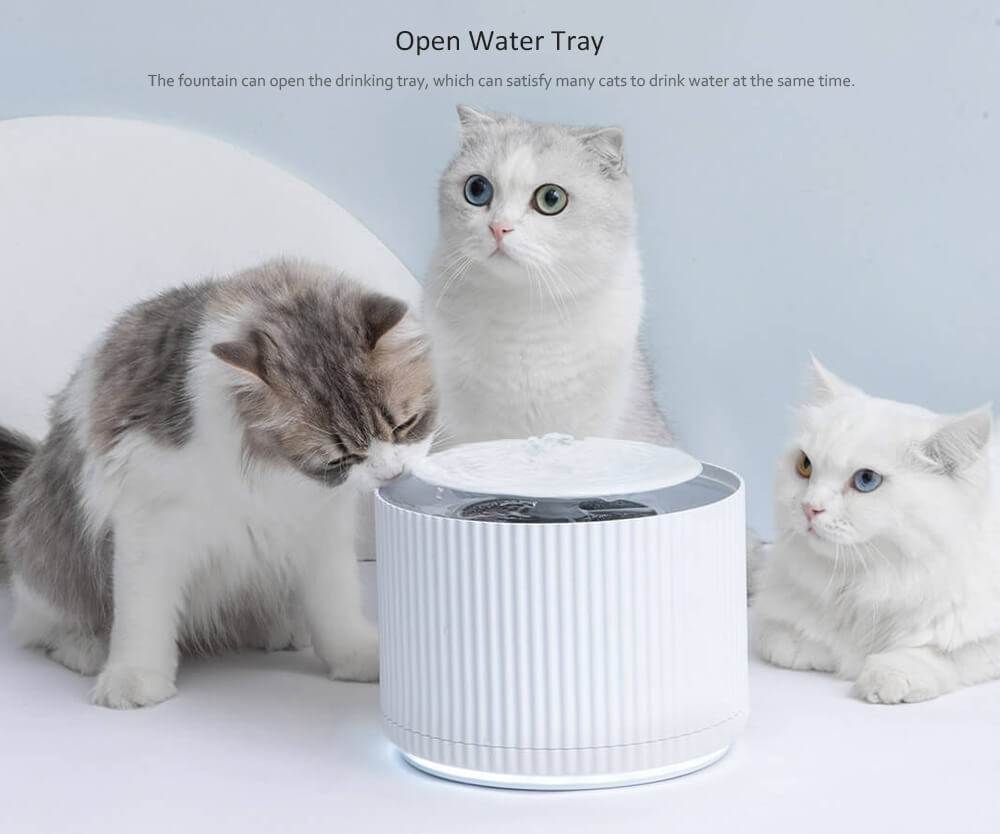 furrytail smart pet water dispenser