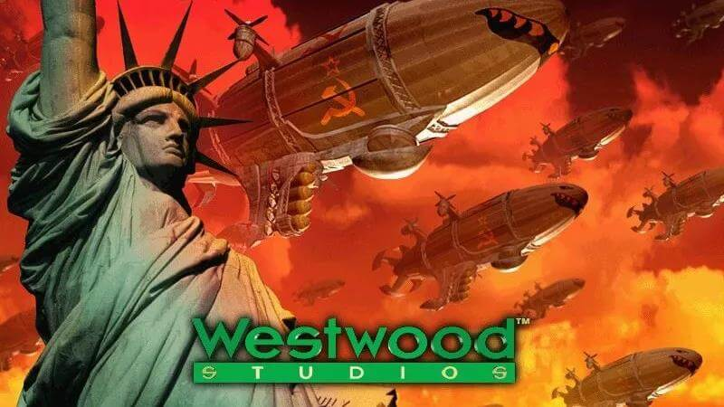 West studio, command and conquer red alert