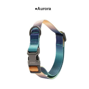 Pidan-Dog-Collar-gradient-dog-collar-soft-dog-collar-for-small-and-big-dog-aurora