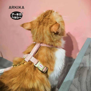 Arkika Cat Harness & Leash