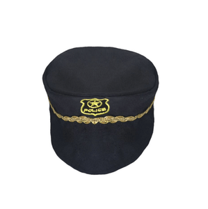 Cat Police costume for Halloween hat