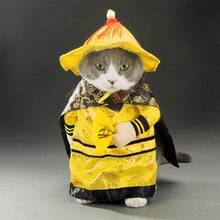 Load image into Gallery viewer, cat emperor costume for halloween